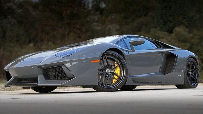 El Lamborghini Aventador de 1.800 CV de Underground Racing es una máquina de otra dimensión