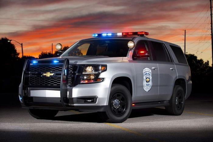 Chevrolet Tahoe PPV, pronto en los espejos retrovisores estadounidenses
