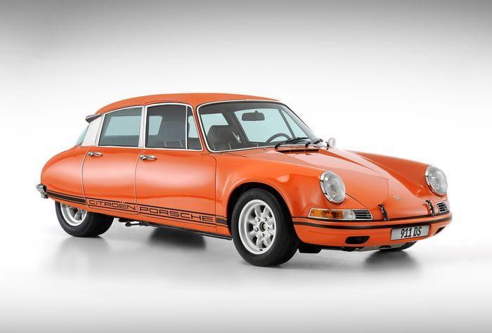 Porsche-Citroën 911DS: la unión de dos mitos del automóvil