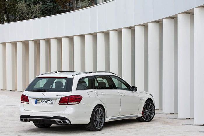 Mercedes renovará al Clase E en el 2016