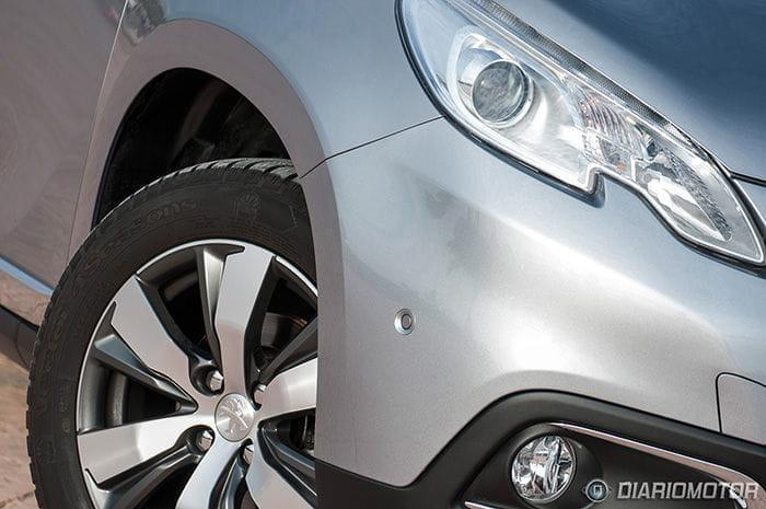 Prueba Del Peugeot 2008 Hablemos Del 1 6 E Hdi De 92 Cv Y