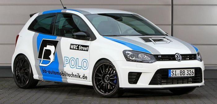B&B Automobiltechnik Volkswagen Polo R WRC Street, 362 CV y muy mala leche