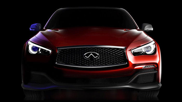 Infiniti Q50 Eau Rouge, ¿tecnología de Fórmula 1 para una berlina deportiva?