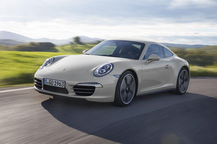 Porsche podría presentar un lavado de cara del 911 a finales de 2014