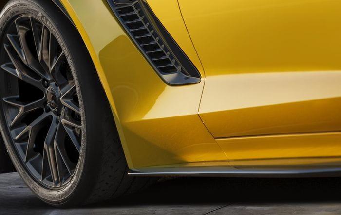 El nuevo Corvette Z06 se revelará en Detroit, y promete ser más intenso que nunca
