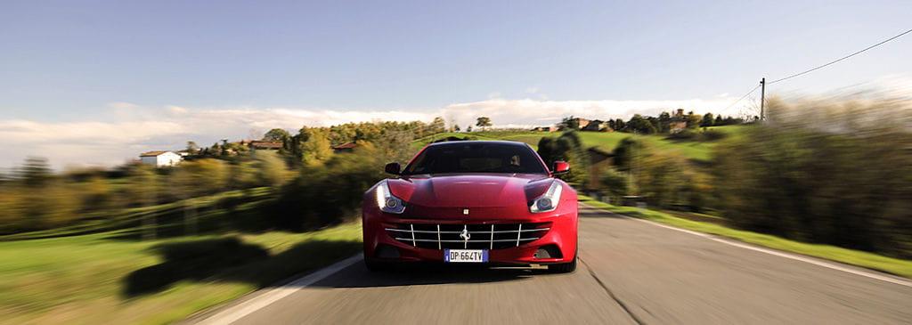 Gallería fotos de Ferrari FF