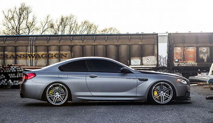 Manhart MH6: llevando al BMW M6 hasta los 750 caballos