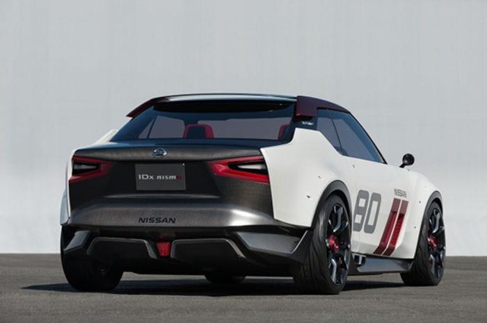 El Nissan IDx llegará a producción