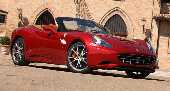 Ferrari California: la próxima generación contará con el V8 3.8 de Maserati