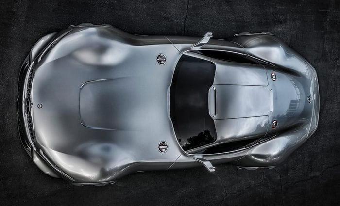 Un preparador construirá cinco AMG Vision Gran Turismo sobre la base del SLS