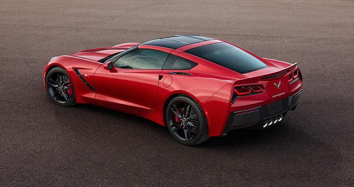 El Corvette Z06 estrenará un nuevo V8 de 620 CV de potencia