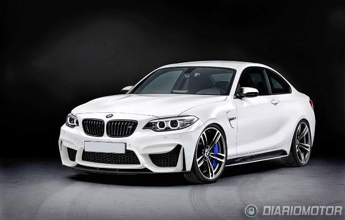 """BMW M2: recreando al futuro """"mini M4"""""""