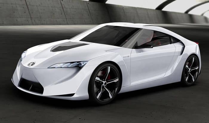 Toyota Mirai: llega el deportivo conceptual de Toyota dispuesto a suceder al Supra