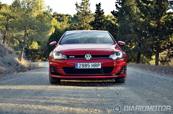 Volkswagen Golf GTD, a prueba: deportividad ¿diésel?