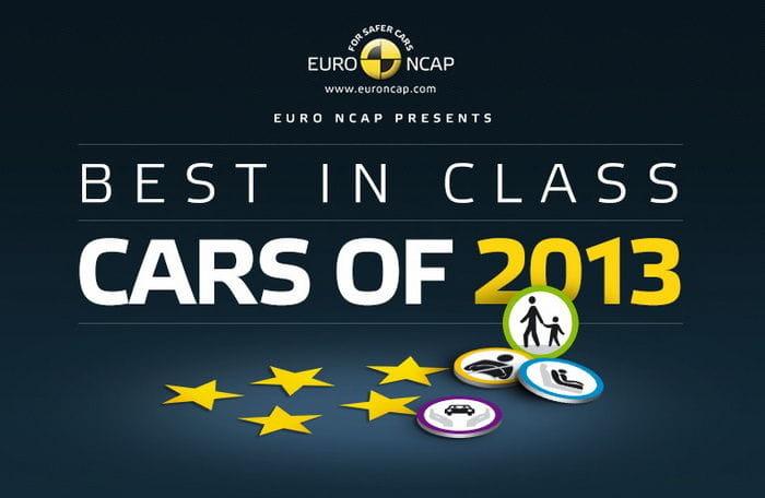 Un chino, un coreano y un eléctrico entre los mejores de 2013 para EuroNCAP