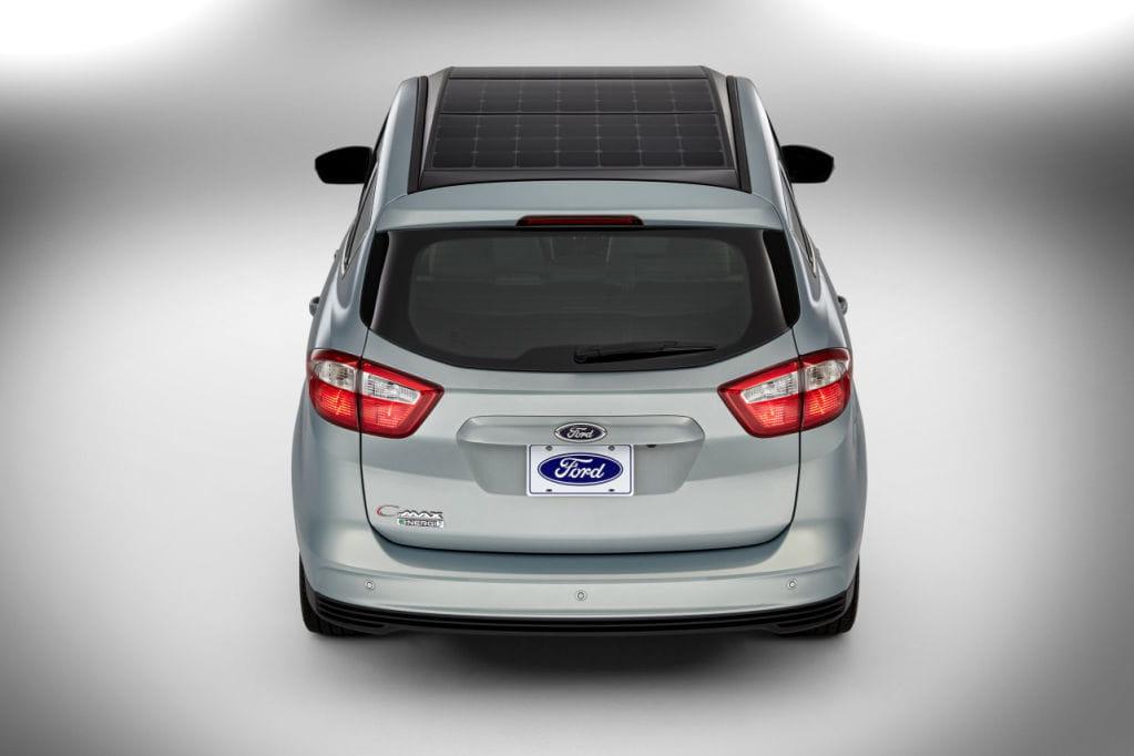 Ford C-MAX Solar Energi Concept. El coche solar