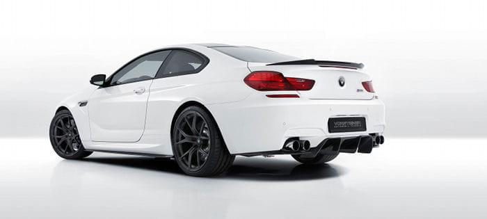 BMW M6 por Vorsteiner: ¿un regalo de última hora para tu M6?