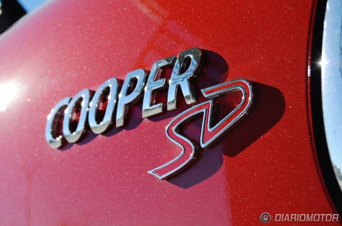 Mini Paceman Cooper SD a prueba