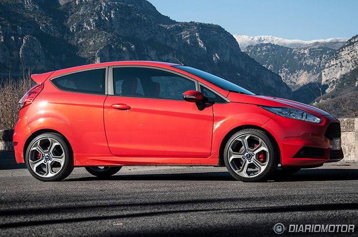 Ford valora la idea de un Ford Fiesta RS