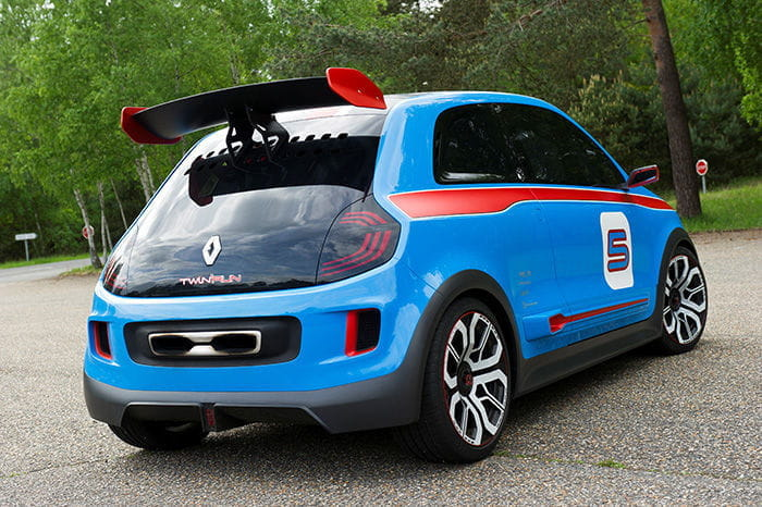El nuevo Renault Twingo no se perderá el próximo Salón de Ginebra