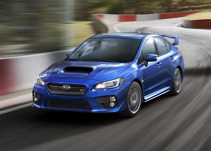 """Subaru WRX STI: 305 caballos para la última creación de """"Subaru Tecnica International"""""""