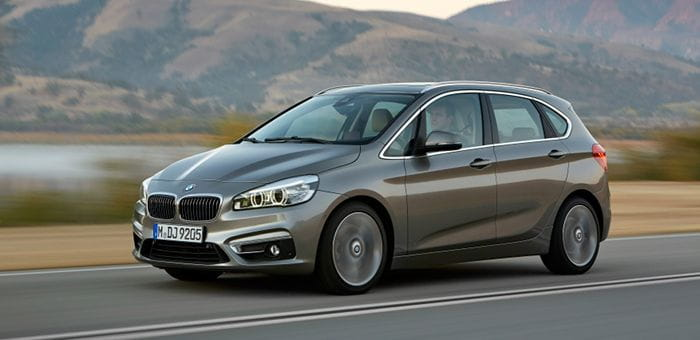 Gallería fotos de BMW Serie 2 Active Tourer