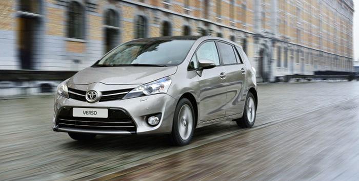 Gallería fotos de Toyota Verso