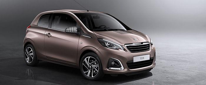 Gallería fotos de Peugeot 108