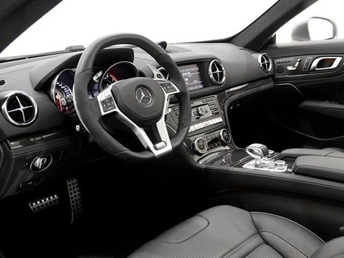 Brabus 850 SL: más de 1.000 Nm de par y 850 caballos para el SL