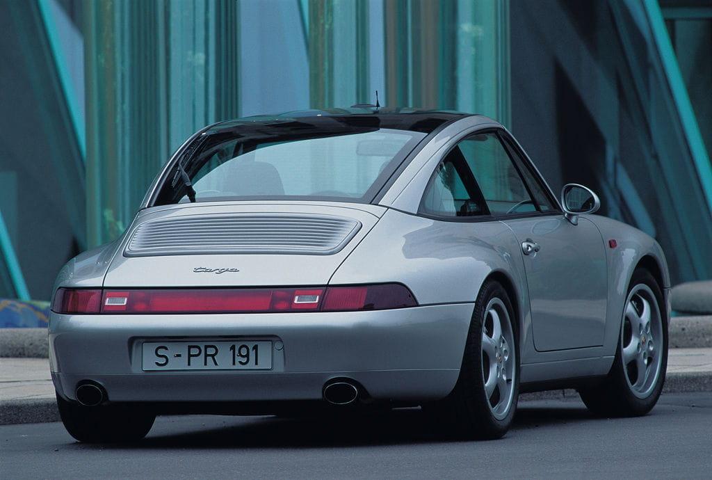 Porsche 911 Targa: reviviendo la leyenda