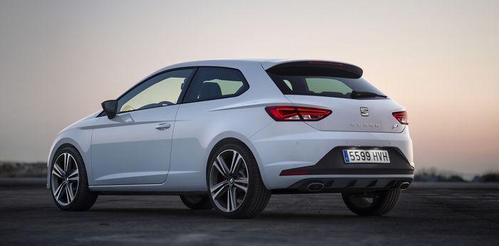 SEAT León Cupra 2014, gama y precios de la versión más deportiva del León: desde 31.440 euros