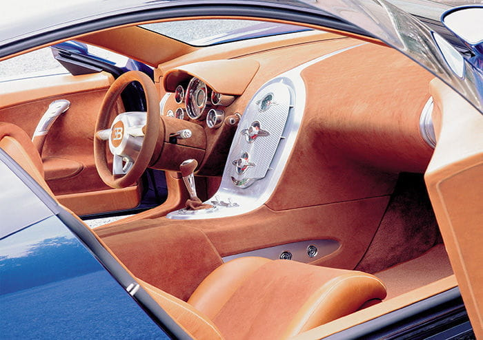 Bugatti 18/4 Veyron Concept