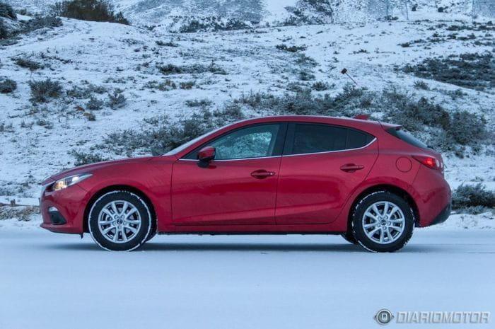 Mazda 3 1.5 Style, a prueba (I) Un cinco puertas espacioso en envoltorio ligero