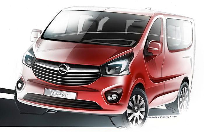 Renault Trafic y Opel Vivaro