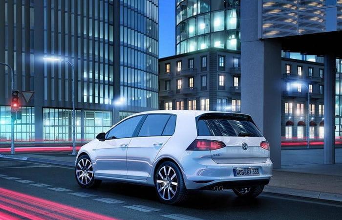 Volkswagen Golf GTE: 204 caballos y 1.8 l/100 km para el Golf GTI plug-in hybrid