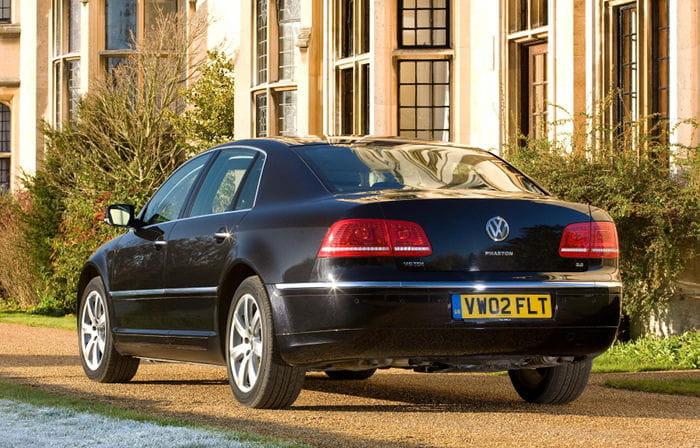 El próximo Volkswagen Phaeton será aún más grande que el actual