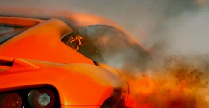 Breve historia de un despropósito de prueba. El Zenvo ST1 sufre de lo lindo en Top Gear