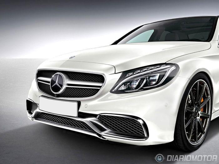 Mercedes C 63 AMG: la nueva generación se presentará en noviembre