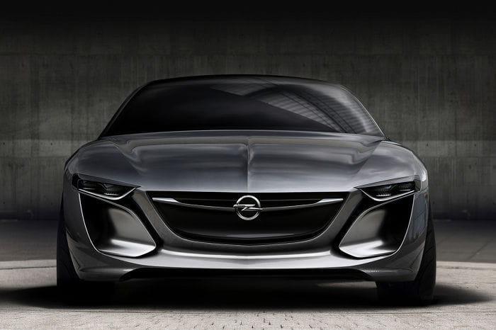 El Opel Monza Concept podría terminar convertido en un SUV