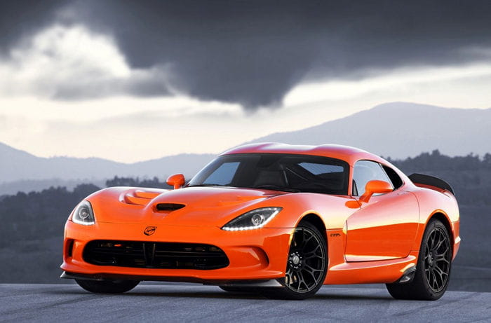 El SRT Viper suspende su fabricación provisionalmente debido a la baja demanda
