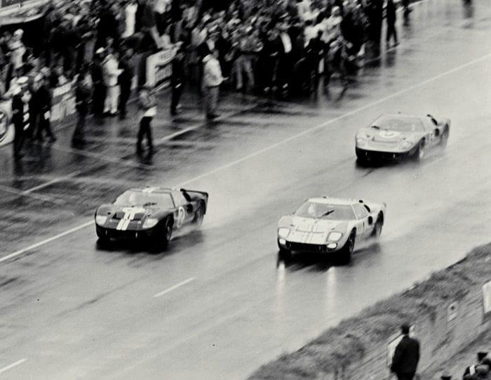 El día en que Ford intentó comprar Ferrari (y III): el Ford GT40 y el automovilismo moderno