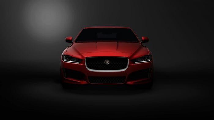 Jaguar XE: la nueva berlina deportiva de Jaguar construida en Aluminio