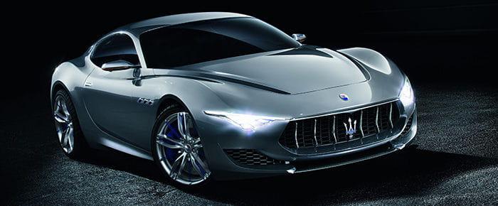 Gallería fotos de Maserati Alfieri