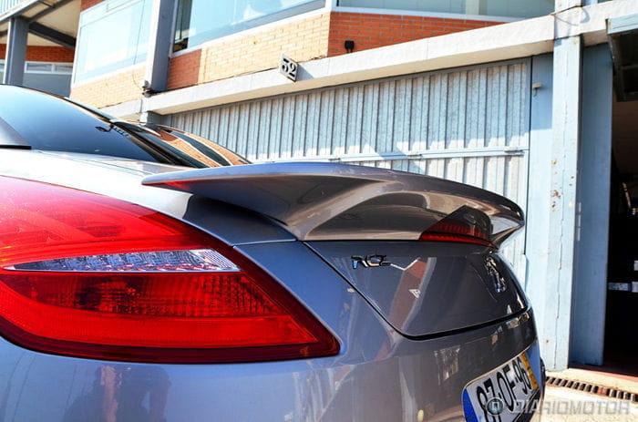Peugeot RCZ R, todos los detalles y primeras impresiones desde el Jarama