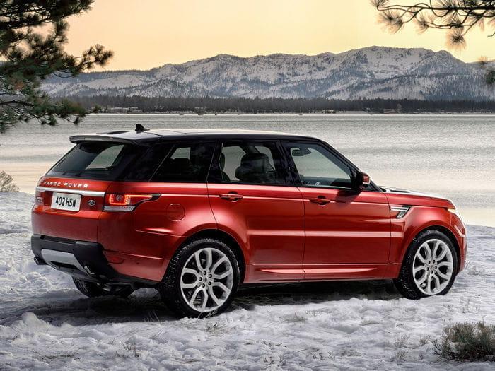 Una versión más deportiva del Range Rover Sport en 2015