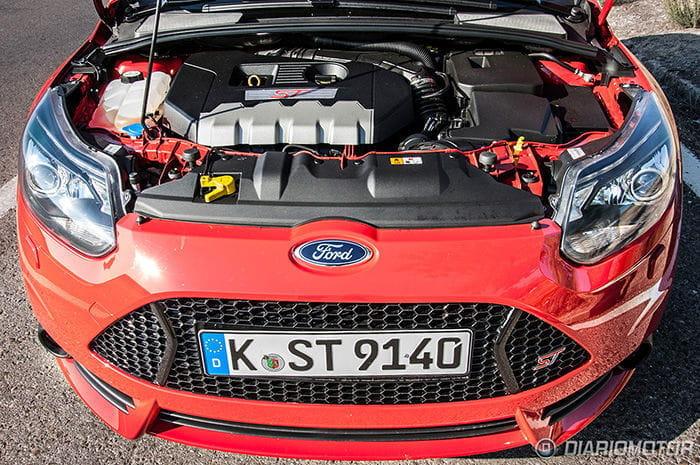 Ford podría introducir una versión diésel del Ford Focus ST