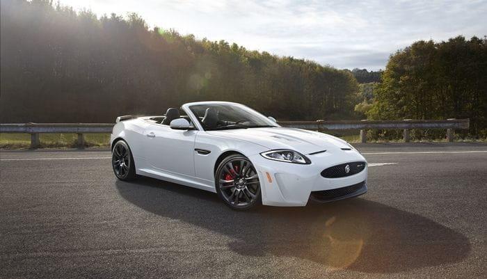 El futuro del Jaguar XK podría estar en una versión coupé del Xj