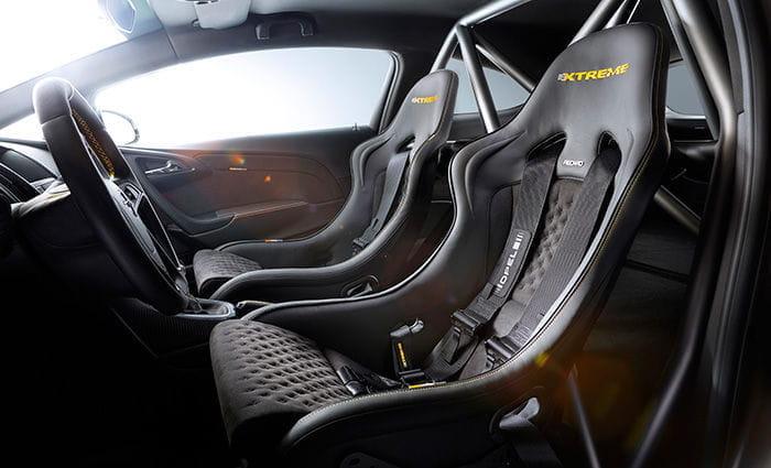 Opel Astra OPC Extreme: ¿a producción en 2015?