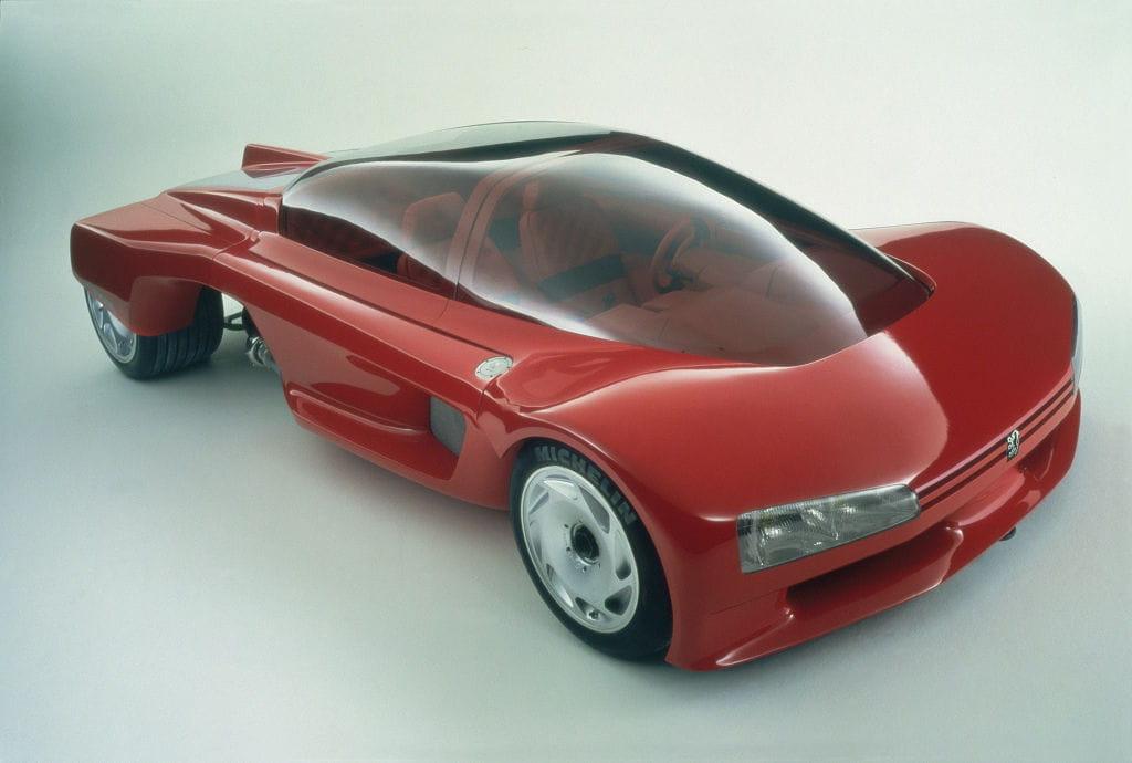 Del Peugeot Quasar al RCZ R: 3 décadas de deportivos conceptuales con acento francés
