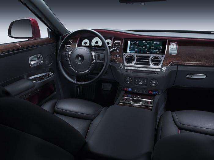 Nuevo Rolls-Royce Ghost